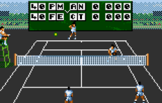 Jimmy Connors Tennis Atari Lynx 77