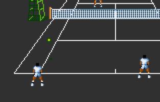 Jimmy Connors Tennis Atari Lynx 78