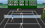 Jimmy Connors Tennis Atari Lynx 83