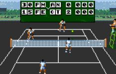 Jimmy Connors Tennis Atari Lynx 85