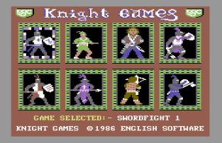 Knight Games C64 01