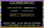 Knight Games C64 02