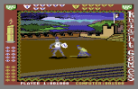 Knight Games C64 08