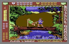 Knight Games C64 10