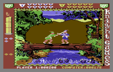Knight Games C64 11