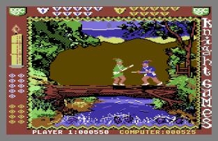 Knight Games C64 12