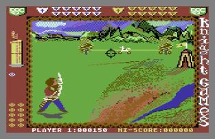 Knight Games C64 20