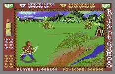 Knight Games C64 21