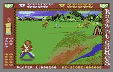 Knight Games C64 22