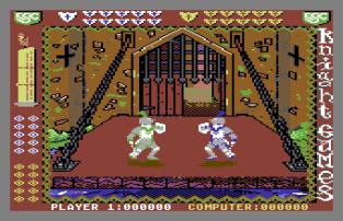 Knight Games C64 23