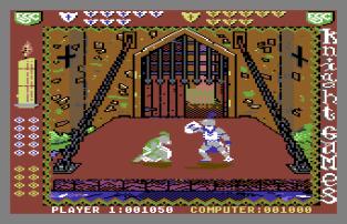 Knight Games C64 31