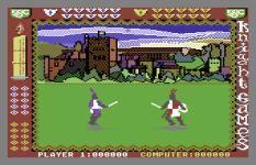 Knight Games C64 32