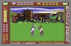 Knight Games C64 33
