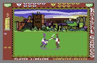 Knight Games C64 42