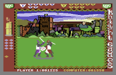 Knight Games C64 43