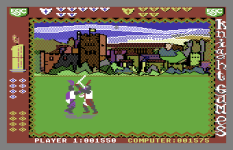 Knight Games C64 44