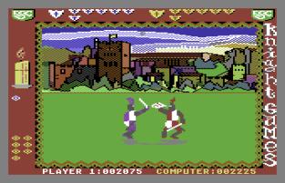 Knight Games C64 45