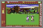 Knight Games C64 46