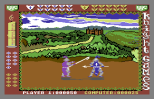 Knight Games C64 49