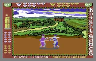 Knight Games C64 53