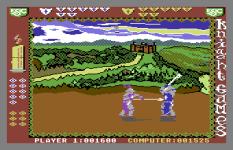 Knight Games C64 55