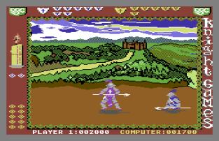 Knight Games C64 56