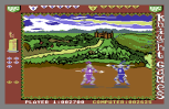 Knight Games C64 57