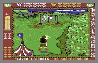 Knight Games C64 64