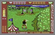 Knight Games C64 65