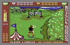 Knight Games C64 66