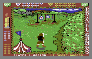 Knight Games C64 67