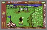 Knight Games C64 70