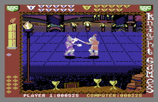 Knight Games C64 75