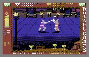 Knight Games C64 78