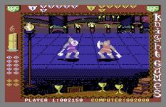 Knight Games C64 81