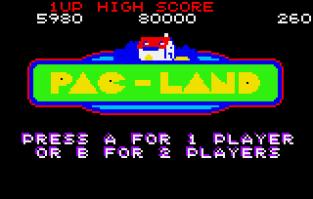 Pac-Land Atari Lynx 01