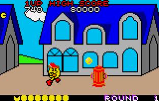 Pac-Land Atari Lynx 09