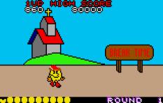 Pac-Land Atari Lynx 11