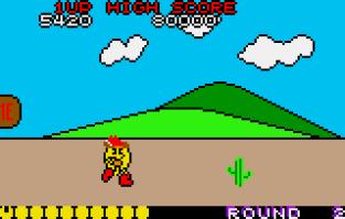 Pac-Land Atari Lynx 12