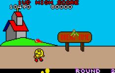 Pac-Land Atari Lynx 21
