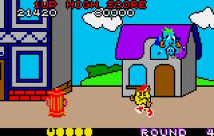 Pac-Land Atari Lynx 42