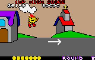 Pac-Land Atari Lynx 53