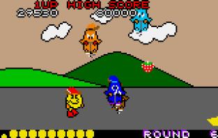 Pac-Land Atari Lynx 56