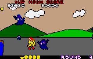 Pac-Land Atari Lynx 64