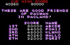 Pac-Land Atari Lynx 76