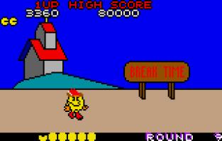 Pac-Land Atari Lynx 86