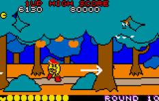 Pac-Land Atari Lynx 88