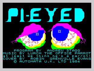 Pi-Eyed ZX Spectrum 01