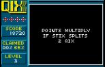 Qix Atari Lynx 15