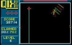 Qix Atari Lynx 33